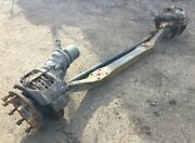 1394399 1351969 Front Axle Ama740 Scania P, G, R, T-series 4-series