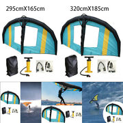 Durable Foil Wing Surfing Kite Hydrofoil Wing Foiling Parafoil Outdoor