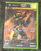 Halo 2 Xbox New / Factory Sealed No Tears Or Rips Rare Hard To Find Htf Game