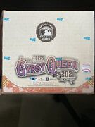 Topps Gypsy Queen Baseball Mlb 2021 Retail Box Sports Trading Cards In Hand