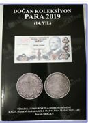 Banknotes Of The Ottoman And Turkey 2019 Rare Book Medals Coins 205 Pages
