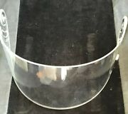 Rsx/rsr/rs2 As/f Tnt Replacement Motorcycle Helmet Visor Clear New