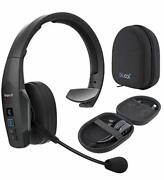 Noise Canceling Bluetooth Headset For Android Ios Mac Windows Bundle With Blucoi