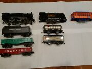 Lionel Train And Marx Train Lot. Sold For Parts And Repairs. Not Tested.