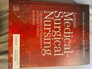 Lewisand039s Medical-surgical Nursing Eleventh Edition. New And Plastic Wrappedandnbsp