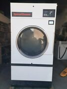 Used Speed Queen St075nbc 75lb Gas Coin Laundry Commercial Washer