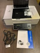 Oem Dell 948 All In One Printer Scan Fax Copy No Ink Power Works Parts Only