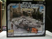 Star Wars - The Vintage Collection Galaxy's Edge Millenium Falcon Smugglers Run