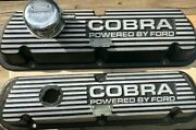 Oem Ford Cobra Valve Covers Small Block Ford