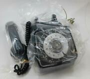 New Vintage Gte Automatic Electric Rotary Desk Phone - Black R-2-2-08