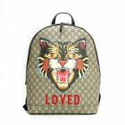 Backpack Day Pack Gg Loved Gray Women And039s Mens _99828