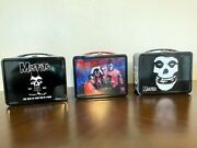 Misfits Famous Monsters Anniversary Fiend Lunchboxes