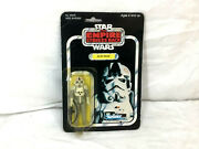 1981 Star Wars Esb Empire Strikes Back At-at Driver Figure 41 Back Moc Carded