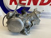 19 20 21 Yamaha Yz 85 Yz85 Engine Motor Low Hours Complete Cylinder Case Trans