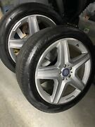 Mercedes Benz Oem Factory Amg 20 R20 Wheel Tire Tpms And Center Caps Set