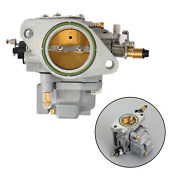 Carburetor Carb Fit For Yamaha Outboard 40hp E40xmh 2 Stroke 66t-14301-02-00