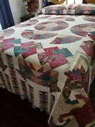 Handcrafted Queen Sized Quilt