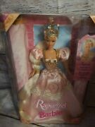 1997 Rapunzel Barbie Doll Blonde Pink New Condition 17646 Never Opened.