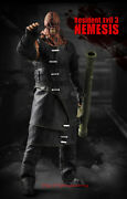 Worldbox Resident Evil 3 Tyrant 1.0 1/6 Scale Action Figure 16and039and039 Model Instock