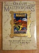 Marvel Masterworks Avengers 3 Variant 27 New And Sealed Reprint Only 160 Copies