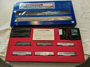 N Scale Walthers Arnold New York Central Passenger Car Train Set W/original Box