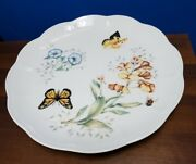 Lenox Oven To Table Butterfly Meadow Monarch 10-7/8