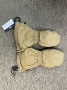 Outdoor Research Or Xl Coyote Brown Military Cold Weather Firebrand Mitts Gloves