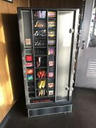 Vending Machine For Chips, Candies, And Pop