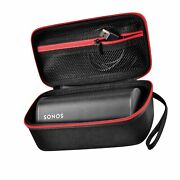 Case Compatible With Sonos Roam Wlan And Bluetooth Portable Smart Speaker, Trav...