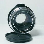 Carl Zeiss 50mm F1.8 Ultron M-42 Mount 7362674 Excellent Condition /