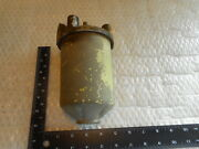Onan Fuel Filter Assembly P/ns 101488 244351 Mep-002a 5 Kw Military Generator