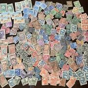 Invest Lot French Tunisia Stamp Collection Bullseye Cancels, Mint, Used And More