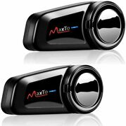 New - Mt6 Motorcycle Helmet Bluetooth Headsets With Stereo Sound,louder,powerful