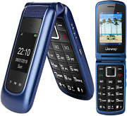 3g Flip Cell Phones Unlocked Big Icon Large Volume Basic Mobile Phone With Dual
