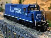 Ho Scale Athearn Gp35 Diesel Locomotive Conrail Operation Lifesaver Detailed Wow