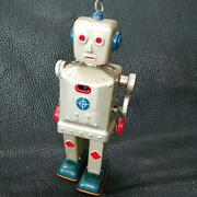 Tin Robot Made In Japan 1950s Vintage Toy Collection
