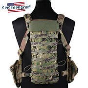 Emersongear Lbt2649e Style 2.5l Hydration Back Molle Panel Hiking Camping Water