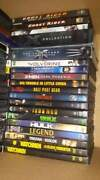 125 Marvel Dvd And Hero Dvds 78 Like New 47 Minor Scratches 280