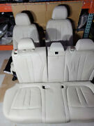2014-2018 Bmw X5 Complete Set Of Seats Front And Rear Canberra Beige Leather Sport