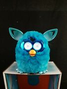 Top Toy 2013 - Furby Boom - Choice Award Favorite Blue Special Edition Has Box