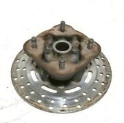1998 Yamaha Grizzly 600 Front Hub Brake Disc Left Or Right Y114
