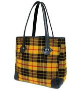 Hermes Victoria Cabas Tote Bag Yellow System Black Y-engraved _14922