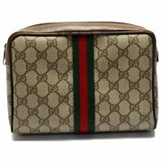 Old Gucciparfums Perfume Sherry Line Clutch _4326