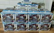 12 Digimon Card Game Release Special Booster Box Ver 1.0 Bt01-03 + 12 Dash Packs
