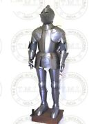 Muscle Armor With Hand And Leg Guard Set Adult Size And Wearable Collectible Roman