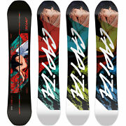 Capita Indoor Survival Menand039s Snowboard All Mountain Freestyle Park 2022 New