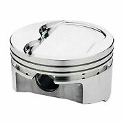 Srp 138728 Small Block Ford Dish Top Two Valve Reliefs 4.060 Forged Pistons