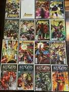 The Avengers Comic Book Lot, 34 Issues, Marvel, Nm, Vol 4, 2010-2012.