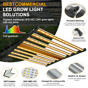 1000w Folding 3030 Smd Upgraded Led Grow Light Medical Plant Mh Hps Horticulture
