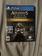 Assassins Creed Syndicate Gold Edition Sealed Nib Ps4